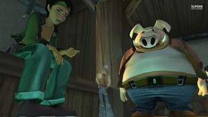 Jade: Beyond Good and Evil