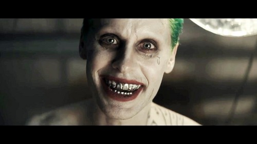 Joker wallpaper with a portrait entitled Jared Leto as The Joker in the First Trailer for 'Suicide Squad'