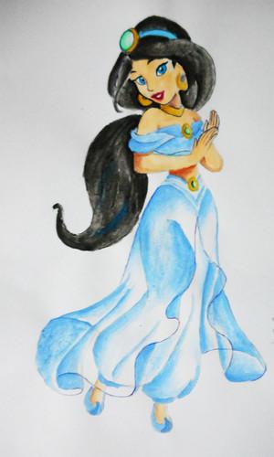 jasmin drawing par me