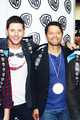 Jensen and Misha - jensen-ackles photo