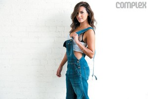 Jessica Lucas - Complex Photoshoot - April 2013