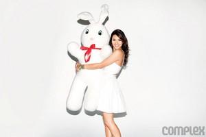 Jessica Lucas - Complex Photoshoot - April 2013