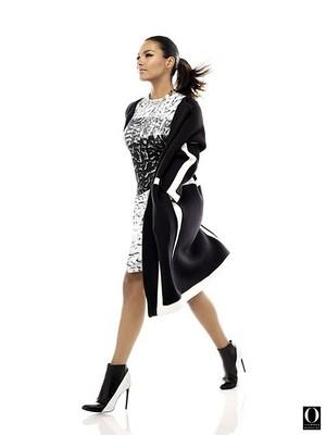 Jessica Lucas - O Magazine Photoshoot - September 2014