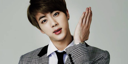 BTS wallpaper titled Jin hottie♥♥♥