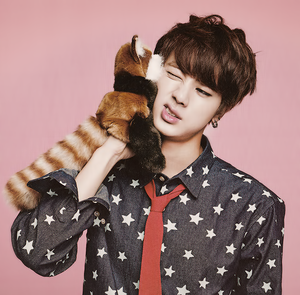 Jin hottier♥♥♥