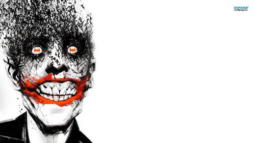 Batman wallpaper entitled Joker