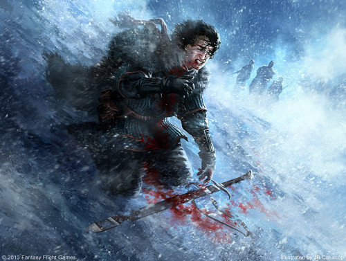 A Song of Ice and Fire wallpaper called Jon Snow