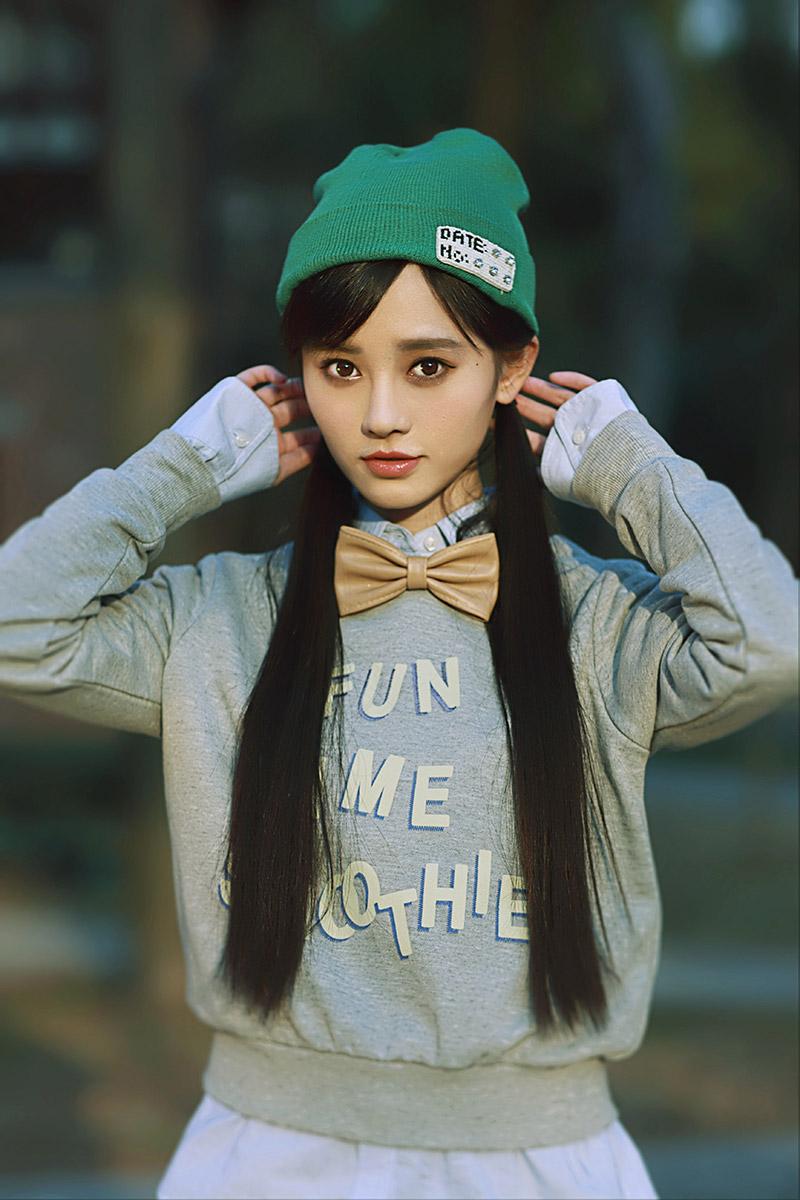 ju jingyi pics on Twitter in 2020   Asian beauty girl