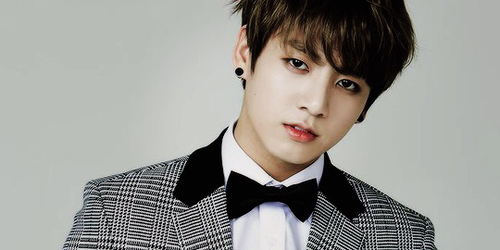 BTS پیپر وال called Jungkook hottie♥♥♥