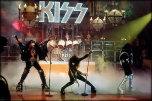 Kiss ~Hollywood, California…October 20, 1976 (Paul Lynde Halloween Special)