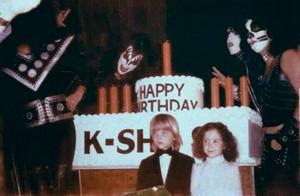 Kiss KSHE 1974