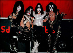 KISS ~Love Gun Tour…Kitchener, Ontario, Canada ~July 16, 1977
