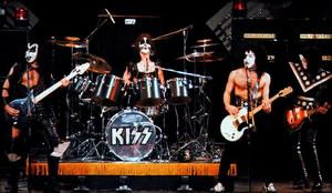 KISS ~Midnight Special 1975