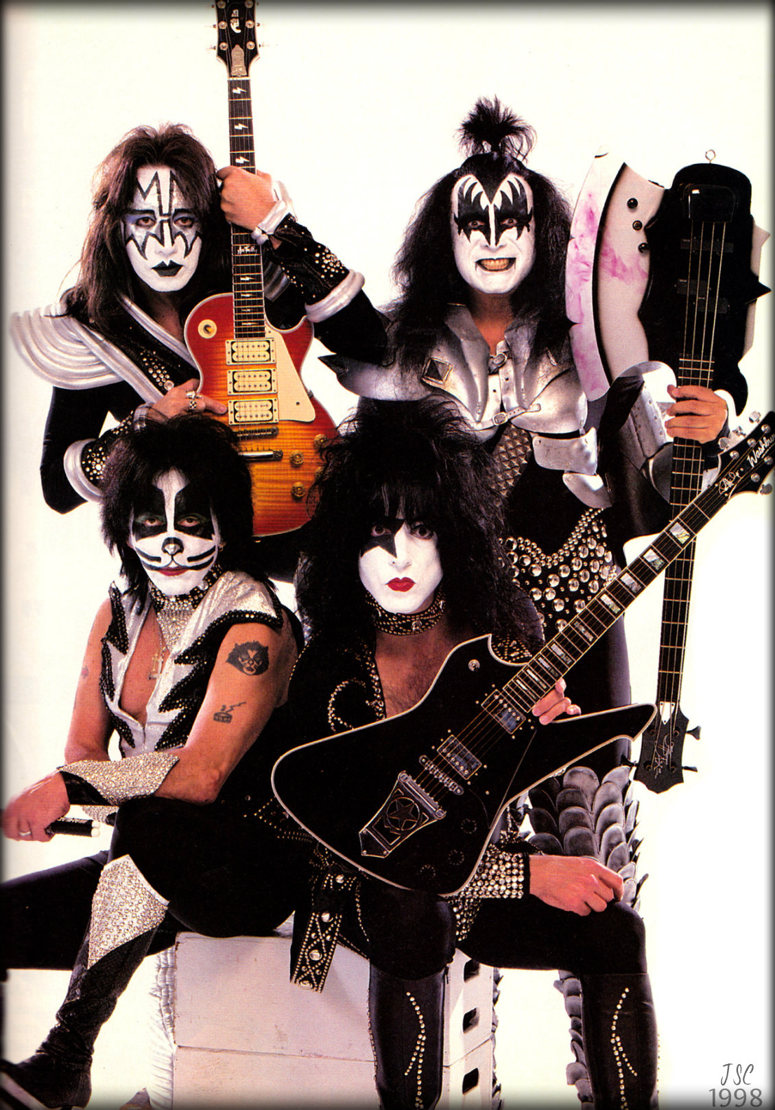 a history of kiss one of the most influential rock n roll bands of all time History of rock (chapter 8) study  - became one of the most influential female artists of the 1970s  history of rock and roll historical exam number 2.