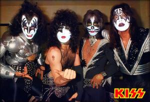 吻乐队(Kiss) ~Tokyo, Japan…March 21, 1977 (Japan tour press conference-Tokyo Hilton)