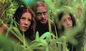 Kate, Sawyer and Alex
