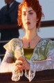 Kate as Rose in Titanic