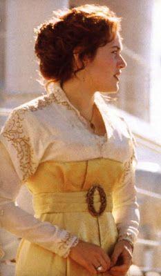Kate in Titanic