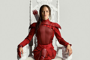 Katniss Everdeen,Mocking Jay part 2