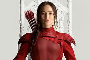Katniss Everdeen,Mockingjay part 2