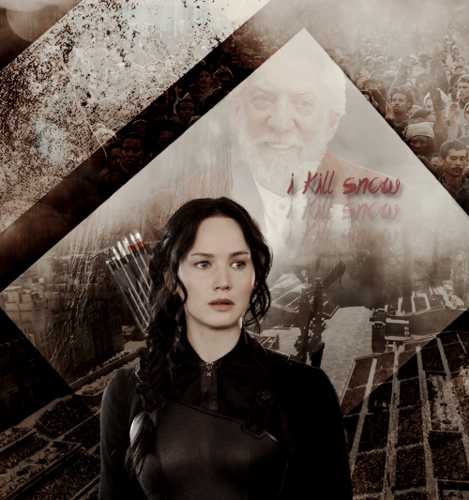 Katniss Everdeen wallpaper possibly with a sign entitled Katniss Everdeen