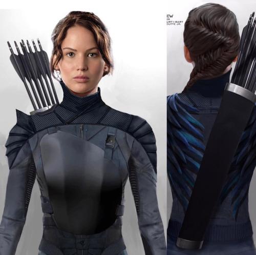 Katniss Everdeen wallpaper titled Katniss Everdeen