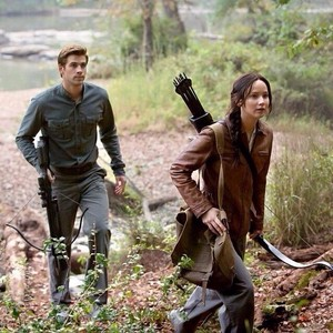 Katniss and Gale | Mockingjay - Part 1