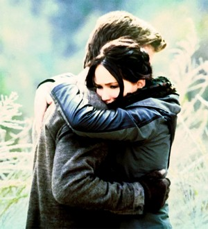 Katniss and Gale | Mockingjay - Part 2