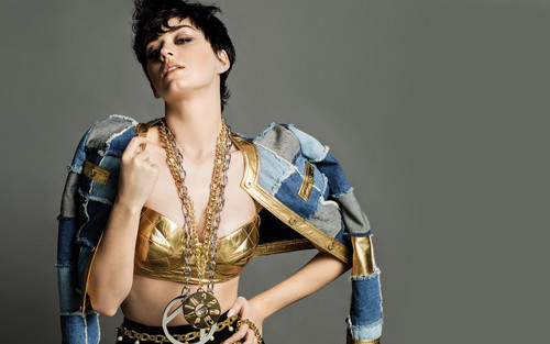 katy perry wallpaper called Katy Perry for Moschino