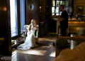 Kelli Giddish - Sophisticated Weddings NY Photoshoot - Behind the Scenes