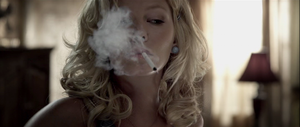 Kelli Giddish as Tiny in 'Breathless'