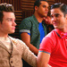 Klaine in 5x03 - kurt-and-blaine icon