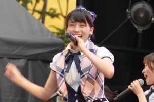 Kojima Mako akb48 Campaign Free Live in Osaka 2015