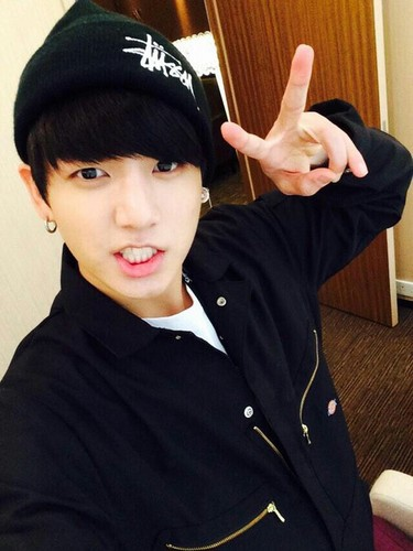Bangtan Boys fondo de pantalla called Kookie hottie♥♥♥