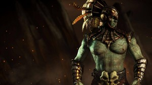 Kotal Kahn: Current Emperor of Outworld