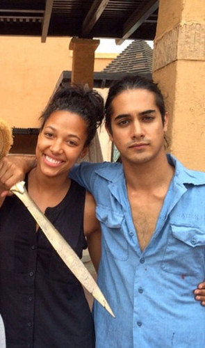 Avan Jogia wallpaper possibly containing a street called Kylie