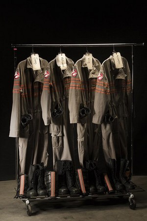 Ghostbusters 2016 Uniforms!