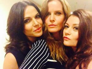Lana, Rebecca and Emily