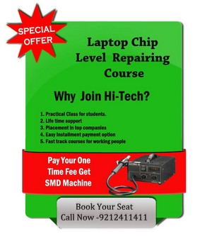 Laptop Chip Level Repairing Course