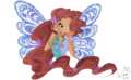 Layla Butterflix - the-winx-club fan art