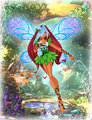 Layla Linphix - the-winx-club fan art