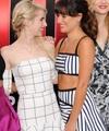 Lea Michele and Emma Roberts - lea-michele photo