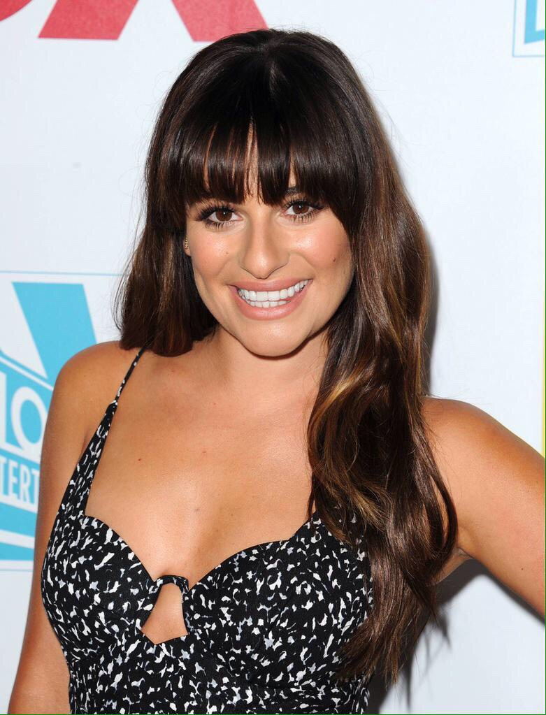 Sexy Lea Michele Nude Photos 41