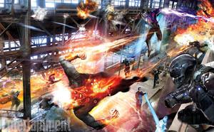 Legends of Tomorrow - Concept Art
