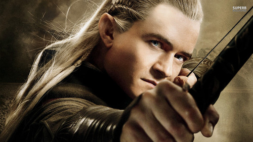 Lord of the Rings achtergrond titled Legolas