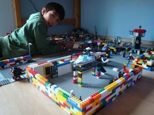 Legostation Misson I