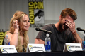 Liam and Jennifer at Comic Con - liam-hemsworth photo