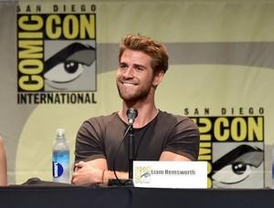 Liam at Comic Con