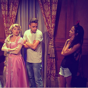Liam at Disney World