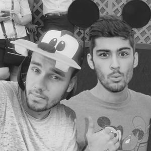 Liam at Disney World